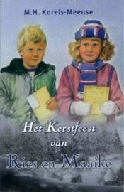 KARELS-MEEUSE, M.H. - Het kerstfeest van Ries en Maaike