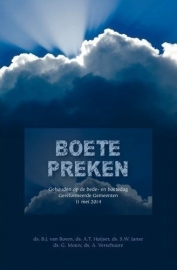 BOVEN, B.J. van e.a. - Boetepreken