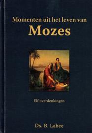 LABEE, B. - Momenten uit het leven van Mozes