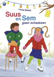 BIKKER, Linda - Suus en Sem gaan schaatsen