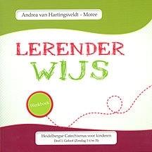 HARTINGSVELDT-MOREE, A. - Lerenderwijs - werkboek 1