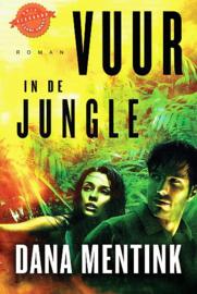 MENTINK, Dana - Vuur in de jungle