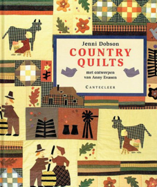 DOBSON, Jenni - Country Quilts