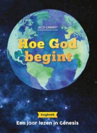 CABARET, Jaco - Hoe God begint - dagboek over Genesis 14+
