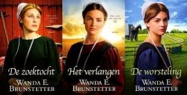 VOORDEELPAKKET Wanda Brunstetter - Het land van morgen