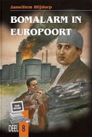 BLIJDORP, Janwillem - Bomalarm in Europoort