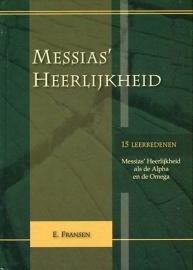 FRANSEN, E. - Messias' heerlijkheid