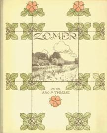THIJSSE, Jac. P. - Plaatjesalbum - Zomer