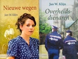 KLIJN, Jan W. - VOORDEELPAKKET no. 3 - Nieuwe wegen / Overheidsdienaren