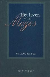 BOER, A.M. den - Het leven van Mozes - deel 2