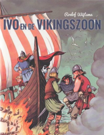 WIJTSMA, Roelof - Ivo en de vikingszoon - STRIPBOEK - 1