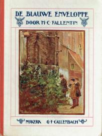FALLENTIN, M.C. - De blauwe enveloppe