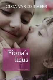 MEER, Olga van der - Fiona's keus