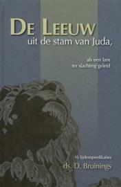 BRUININGS, David - De Leeuw uit de stam van Juda