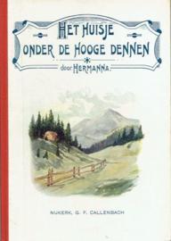 HERMANNA - Het huisje onder de hooge dennen