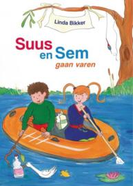 BIKKER, Linda - Suus en Sem gaan varen