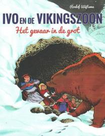 WIJTSMA, Roelof - Ivo en de vikingszoon - Het gevaar in de grot - STRIPBOEK - 2