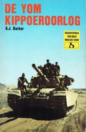 BARKER, A.J. - De Yom Kippoeroorlog