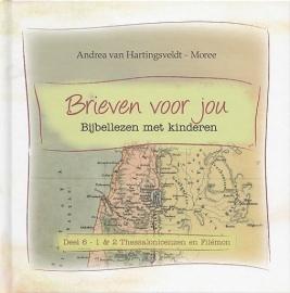 HARTINGSVELDT-MOREE, A. van - Brieven voor jou - deel 6
