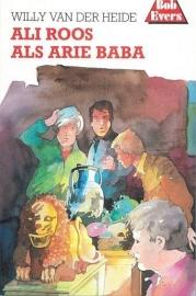 HEIDE, Willy van der - Bob Evers 29 - Ali Roos als Arie Baba