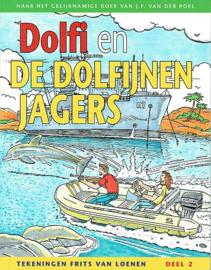 POEL, J.F. van der - Dolfi en de dolfijnenjagers - STRIPBOEK - 2