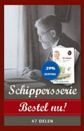 SCHIPPERS, W. - complete serie - 47 delen