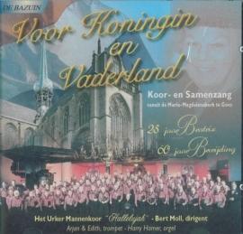 Voor Koningin en Vaderland - koor- en samenzang