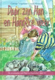 VOGELAAR-van MOURIK, G. - Daar zijn Han en Hanneke weer - deel 8
