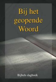 Bij het geopende Woord - dagboek - 2020
