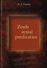 FRAANJE, J. - Zesde zestal predicaties