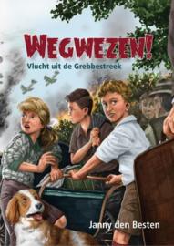 BESTEN, Janny den - Wegwezen!