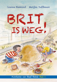 BIEMOND, Lianne - Brit is weg!