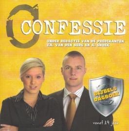 BERG, J.A. van den e.a. - Confessie - bijbels dagboek 19+