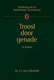 ECKEVELD, J.J. van - Troost door genade