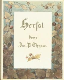 THIJSSE, Jac. P. - Plaatjesalbum - Herfst