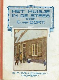 DORT, C. van - Het huisje in de steeg