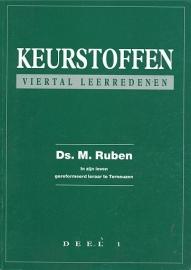 RUBEN, M. - Keurstoffen - deel 1