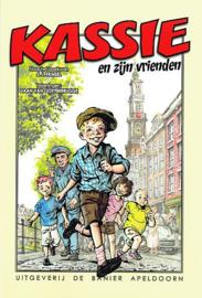 OOSTENBRUGGE, Daan van - Kassie en zijn vrienden - STRIPBOEK