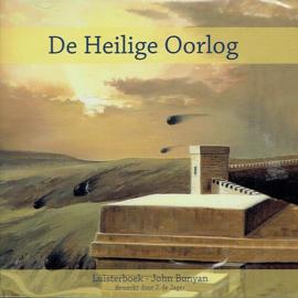 BUNYAN/WIJK - De Heilige Oorlog/Bijbelse Geschiedenis 2 - Luisterboek/CD