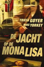 GOYER, Tricia - De jacht op de Mona Lisa