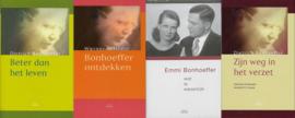 BONHOEFFER, Dietrich - Voordeelpakket 4 boeken