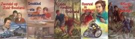 VOORDEELPAKKET Roelof den Ouden - Speurders-serie