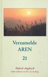JONG, Tj. de (red.) - Verzamelde aren - deel 21