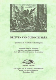 BRES, Guido de - Brieven van Guido de Bres