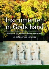 RIETVELD, J.J. - Instrumenten in Gods hand