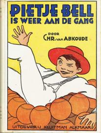 ABKOUDE, Chr. van - Pietje Bell is weer aan de gang