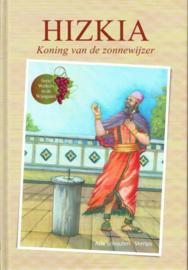 SCHOUTEN-VERRIPS, Ada - Hizkia koning van de zonnewijzer