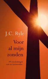 RYLE, J.C. - Voor al mijn zonden (licht beschadigd)
