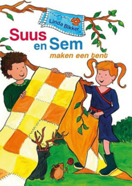 BIKKER, Linda - Suus en Sem maken een tent
