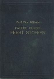REENEN, G. van - Tweede bundel feeststoffen